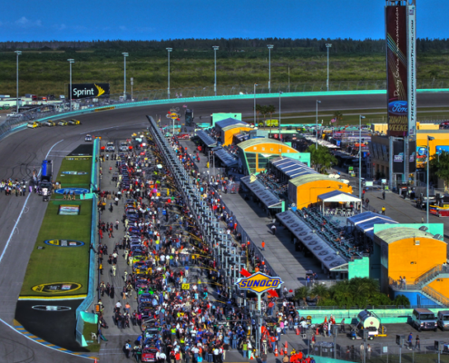 Getting Your RV Ready for Homestead-Miami Speedway