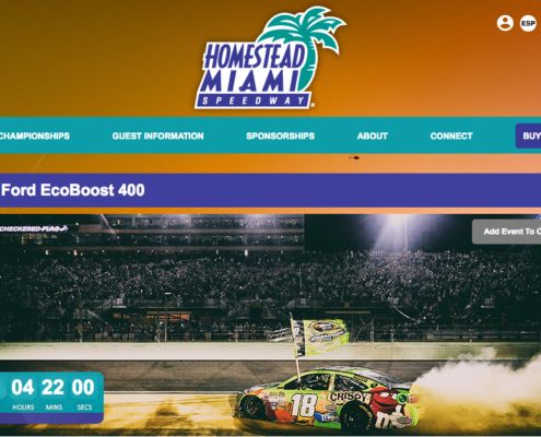 It's Time: Ford Championship Weekend at Homestead-Miami Speedway