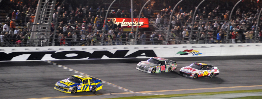 Less Than a Month Away from the Daytona 500!