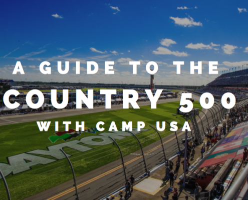 A Guide to the Country 500 with Camp USA