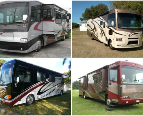 Top 7 Music Festivals to Attend by Motorhome